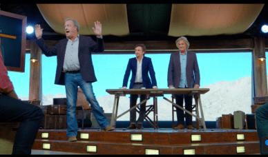 The Gran Tour - Clarkson saluta il pubblico