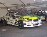 L'auto di Manuel Vacca - Ex Simoni