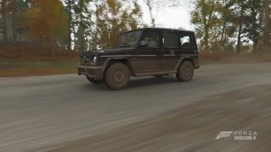 Mercedes G Wagen - Non si direbbe ma è uno spasso