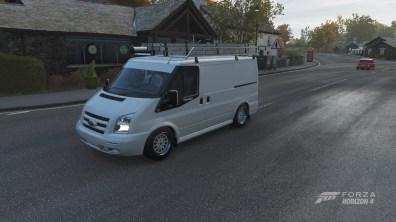 Potete scegliere anche il furgone da spie