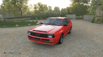 Forza Horizon 4 Audi Quattro Ashes to Ashes 2