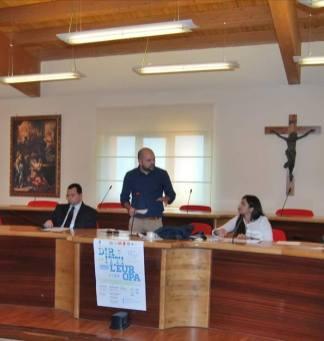 Foto Pelosi_Rocco_D'Amico - Iniziativa_Diritti verso l Europa