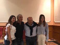 Giletti ad Avellino il primo settembre