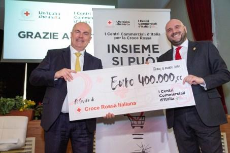 Massimo Moretti e Flavio Ronzi