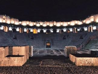 Teatro Romano di Notte (2)