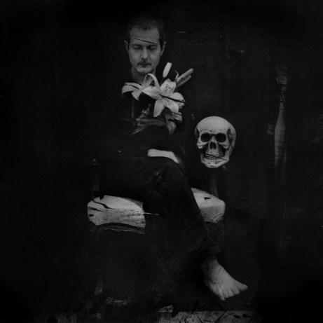 "Ivan Piano, ""Sweeter would be the death, if…"", 2019, stampa ai sali d'argento, 30x30 cm (opera unica) courtesy galleria SR Contemporary Art (Berlino e Milano)"