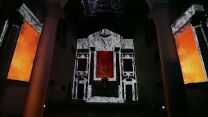 videomapping_Chiesa di Santa Verdiana