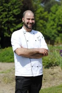 Lo chef Luigi Buonadonna