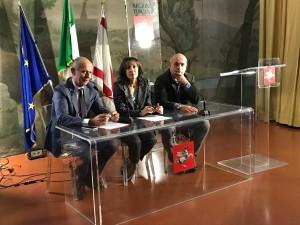 Stefano Ciuoffo, Enrica Lemmi, Alberto Peruzzini