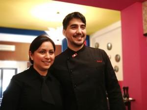 Monica Yamile Aguilar Cabrera e Pablo Gucic Ferrer