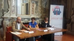 La presentazione in Regione Toscana