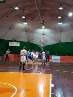 Tiber Basket Roma vs Virtus Arechi Salerno 2