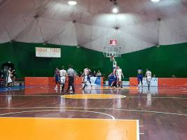 Tiber Basket Roma vs Virtus Arechi Salerno 3