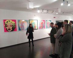 Foto Conferenza Warhol3