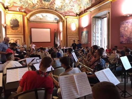 Master class di direzione d'orchestra con Jacob de Haan 1