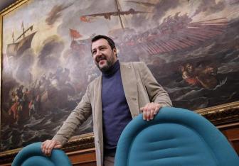 ++ Venezia: Salvini, propongo emendamento per Mose ++