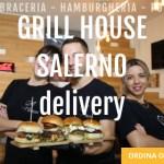 Grill House Salerno consegna a domicilio panini hamburger birre