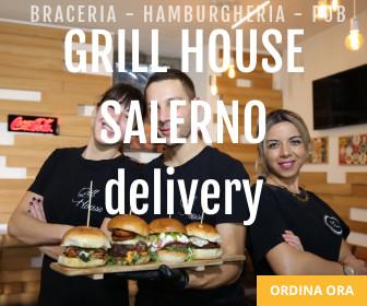 Grill House Salerno - braceria e birreria a Salerno consegna a domicilio
