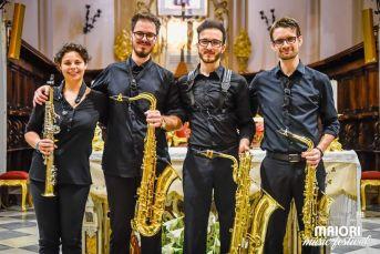 Fourtones sax quartet