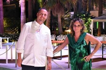 Agostino Landi e Angela Merolla