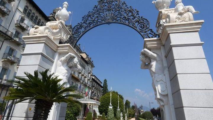Il Grand Hotel des Iles Borromées ha riaperto