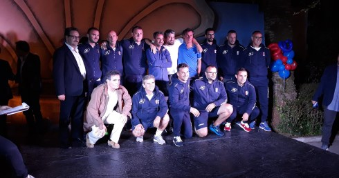 20180826 samb presentazione palazzina azzurra società staff dirigenza