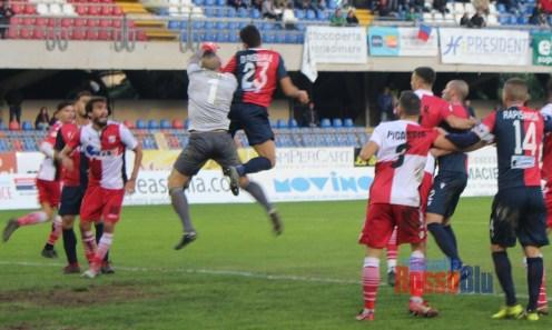 1920 samb rimini di pasquale gol annullato