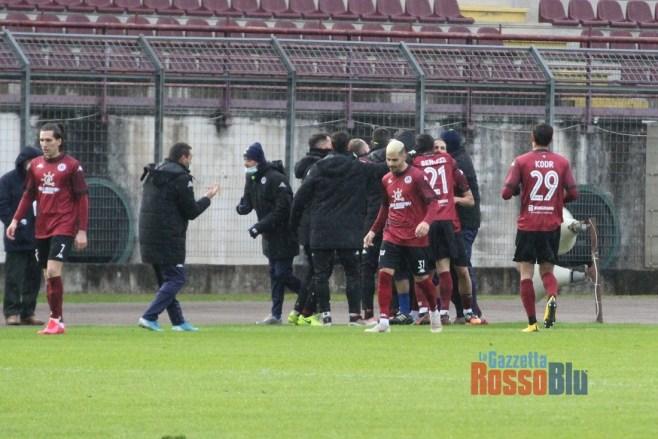 2021 arezzo samb primo gol arezzo 1