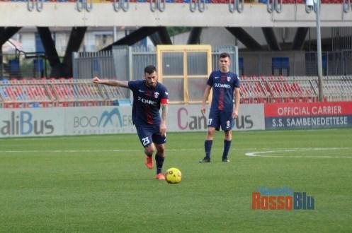 2021 samb virtus verona gol angiulli 2