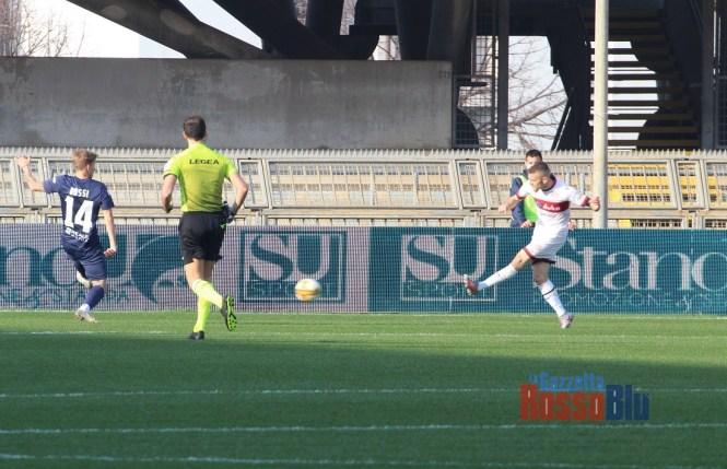 2021 samb sudtirol terzo gol sudtirol 1