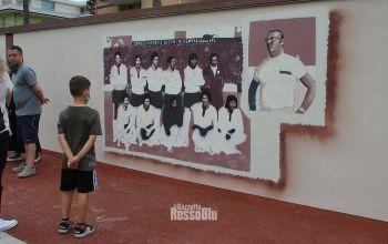 20210607 stadio ballarin cerimonia riapertura bambino murales