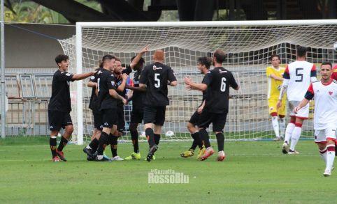2122 samb recanatese primo gol recanatese
