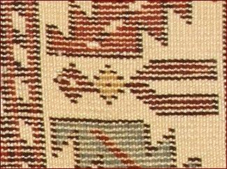 tapis anciens comme reconnaitre et