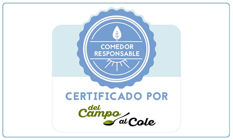 Gastronomic, única empresa certificada «Comedor Responsable»