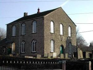 Charlesworth Baptist Chapel