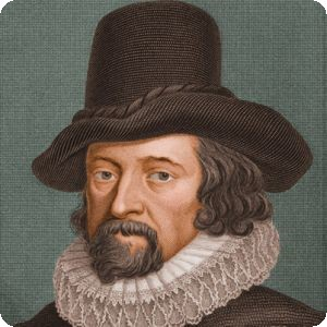 English philosopher Francis Bacon