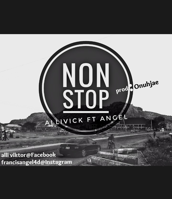 AlliVic Teams up With Angel in- Nonstop