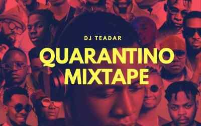 """DJ Teadar initiates groovy Quarantine in """"Quarantino"""" Mixtape"""