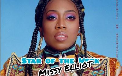 Missy Elliot (Star of the Week)
