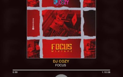 """DJ Cozy Hot compilations- """"FOCUS"""" now Out!"""