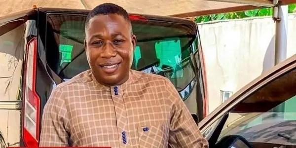 Yoruba Nation Freedom Fighter, Chief Sunday Adeyemo (Igboho) Arrested