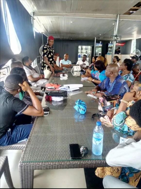 LEADERSHIP: GROUP CALLS FOR DR. GODWIN MADUKA