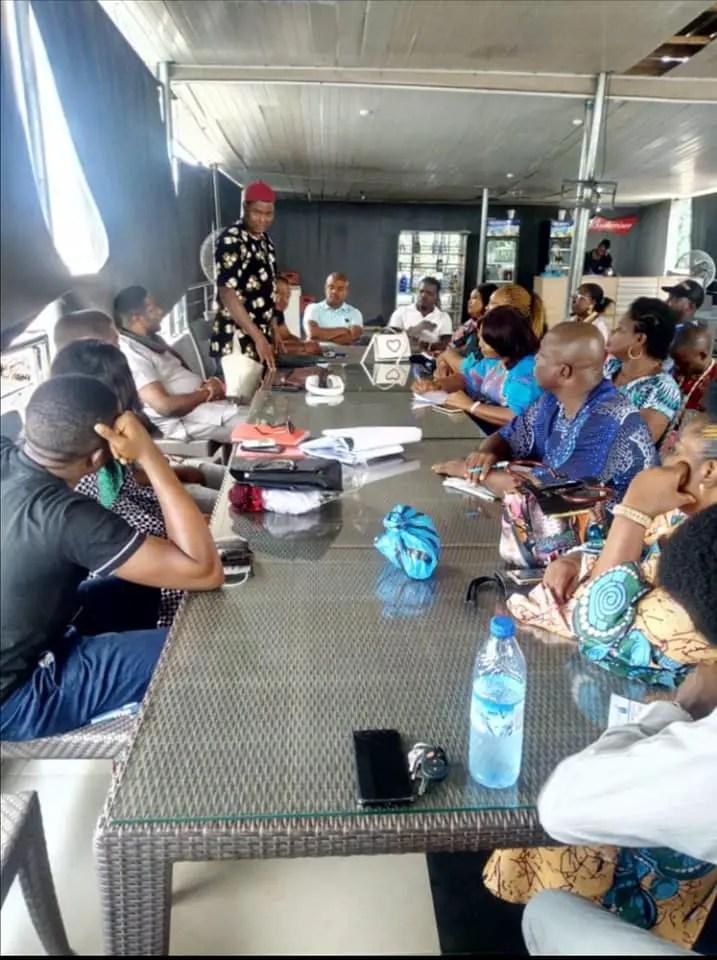 ANAMBRA GROUPS CALL FOR DR. GODWIN MADUKA LEADERSHIP