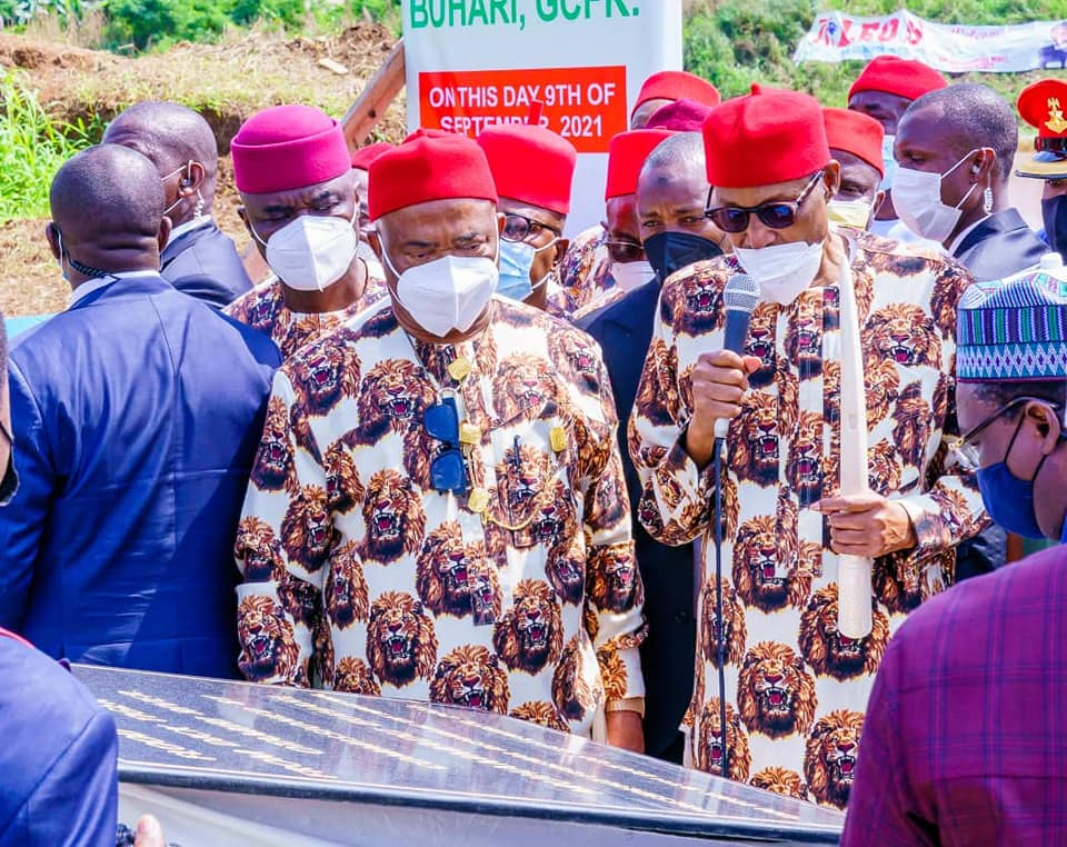 How I want to be Remembered, Buhari tells Leaders at Imo