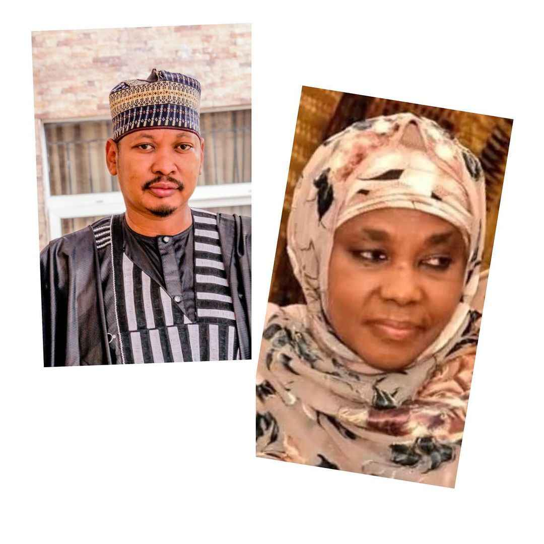 EFCC: Son drags First Lady To Anti-graft Commission Over Fraud