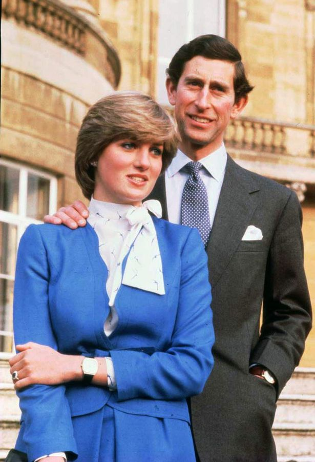 Prince Charles proposed to a different woman before Diana - but she rejected him
