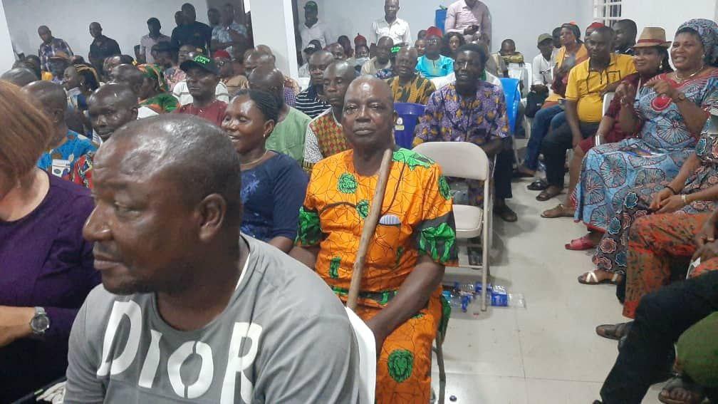 As Dr. Godwin Maduka Foundation hosts the 13 man LGA party ex-officio's