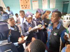 How the Lagos State Youth Ambassadors, School Outreach Ended.