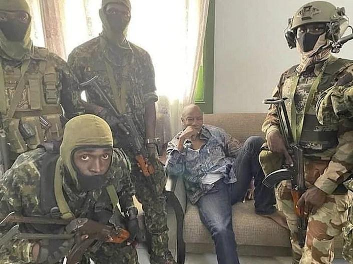 Guinea coup: Who is Col Mamady Doumbouya?