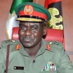 Terrorism may persist till 20years time: Lt Gen Tukur Yusuf Buratai